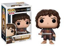 Funko - POP Movies: LOTR/Hobbit - Frodo Baggins Vinyl Action Figure New In Box