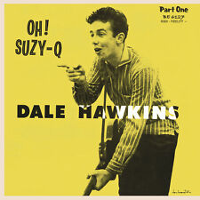 ROCKABILLY EP: DALE HAWKINS - OH! SUZY-Q -VOL 1 -BEE SHARP-PINK WAX -FANTASTIC!