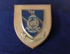 Royal Marines Gibraltar wall plaque