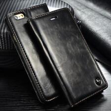 Apple iPhone 6 Plus (5,5) portafoglio custodia nero wallet case cover