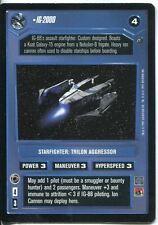 Star Wars CCG Dagobah Limited BB IG-2000