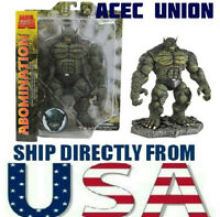 "Diamond Select Toys Marvel Select Abomination 9"" Action Figure U.S.A. SELLER"