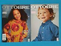 OTTOBRE Kids Fashion Winter 6/2020  Größen 56-170cm  NEU 1A  abs. TOP