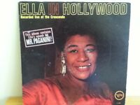 ELLA  FITZGERALD        LP      ELLA  IN  HOLLYWOOD