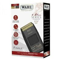 Wahl 5 Star Finale Rasoio Shaper 8164 Ioni di Litio UK Voltaggio con Spina