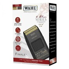 WAHL 5 STAR FINALE SHAVER SHAPER 8164 *LITHIUM ION* *UK VOLTAGE WITH UK PLUG*