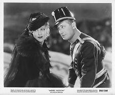 THE MERRY WIDOW bw JEANETTE MACDONALD/MAURICE CHEVALIER original MGM still photo