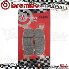 PLAQUETTES FREIN ARRIERE BREMBO FRITTE YAMAHA MAJESTY DX-ABS 250 2002
