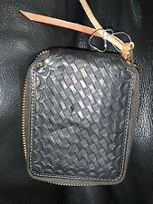 NEW Ralph Lauren RRL Vintage  Leather Two Toned  Zip Around Bifold Wallet