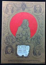 FD-72 FAMILY DOG 1967 Avalon Concert Poster BIG BROTHER HOLDING CO JANIS JOPLIN