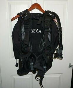 +++ SeaQuest Libra SLS Women's Scuba BCD Size SM - GREAT! +++