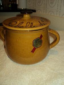 Poubelle de Table En Ceramique NEUVE