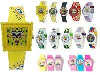 Spongebob Squarepants Disney Niños Reloj Para Chicas Chicos REGALO DE NAVIDAD