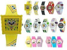 Nickelodeon SpongeBob SquarePants infantil reloj - paquete de 2