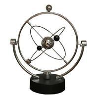 Kinetische Orbital revolvierenden Gadget Perpetuum Mobile Schreibtisch Kuns /Neu