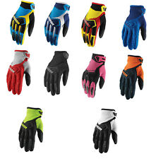 Thor Spectrum guantes Gloves MTB BMX MX fox-blanco enduro motocross quad S-XL