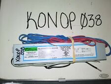 Sage Lighting / Nlu116T8Rs-Rohs Ballast Konop038