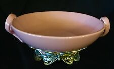 Arthur Court Special Ed Pink Bowl With Butterflies Breast Cancer Neiman Marcus