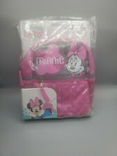 New Disney Baby Minnie Mouse Kids Harness Backpack