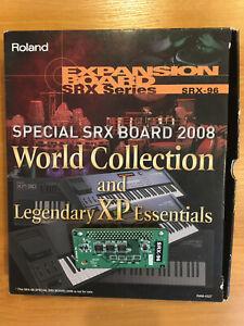 Roland SRX-96 ( SonicCell  JUNO-G)