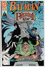 BATMAN #448 (1990):  Aparo, DeCarlo art -- Penguin   VF/NM