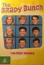 The Brady Bunch The First Season 4-Disc Set in Very Good Contition Region 4  DVD