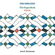 JENS E. CHRISTENSEN-PER NORGARD: THE ORGAN BOOK - CANON-JAPAN SACD HYBRID F77