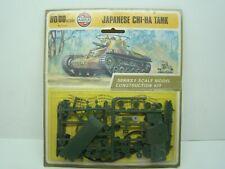 AIRFIX - HO/OO - JAPANESE CHI-HA TANK - 1/76 - 1973 - NEUF - ANCIEN -