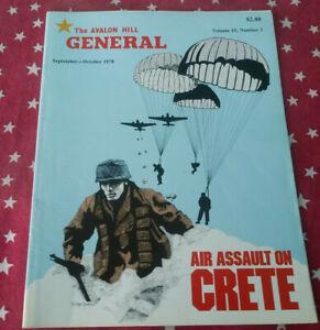 The Avalon Hill General Magazine Volume 15 No.3 Air Assault on Crete