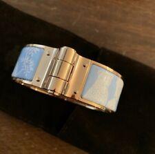 NIB   Hermes tendresse feline hinged bracelet