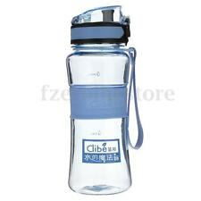 500-1000ml 1L Sport Travel Gym Outdoor Camping Running Water Bottle BPA Free