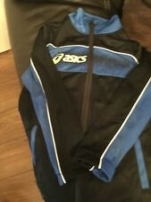 asics tracksuit top age 7