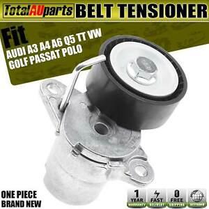 Belt Tensioner for Audi A1 A3 A4 A5 A6 Q3 8XA B8 VW Skoda Octavia Golf Passat