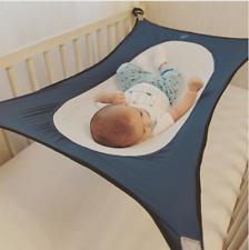 Infants Hammock Baby Protable Folding Crib Cotton Sleeping Bed Outdoor Garden
