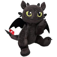 Dragons  - Drachen Ohnezahn rote Schwanzflossen TOP !!!!!!