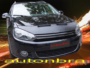 BRA für VW Golf 6 Clean GTI Steinschlagschutz Haubenbra Automaske Tuning