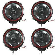 4pcs 4 inch 4x4 Off Road 6000K 55W Xenon HID Fog Lamp Light Flood (4pcs)