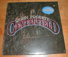 "JOHN FOGERTY ""Centerfield"" LP SEALED w ""Zanz Kant Danz"""