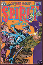 Spirit #1 Kitchen Sink Will Eisner origin 1983 VF/NM