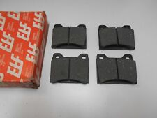 Set pattini freno anteriori Volvo 140, 240, 260 d'epoca.   [5372.19]