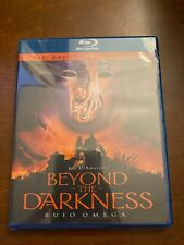 Beyond the Darkness BUIO OMEGA Out of Print New Blu Ray Official Release D'Amato