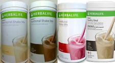 2 x Herbalife Shake mix Formula 1 New AUSSIE Stock vanilla chocolate berry cooki