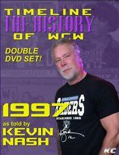 WCW Timeline 1997 Kevin Nash WWE WCW ECW NWO Ric Flair Sting NWO Hulk Hogan HALL