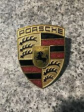 Porsche 911 Boxster Cayman Cayenne (1995-2007) Metal Badge Crest 99655921101