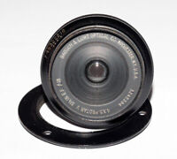 Bausch & Lomb 4x5 Wide Angle Protar V Effective Focal  3.5 Inches F18