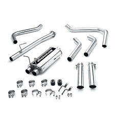 MAGNAFLOW MF DUAL CAT BACK EXHAUST 15796 FOR YOUR 2000-2003 GMC SONOMA 4.3L V6