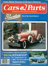 1983 Cars & Parts Magazine: 1929 Kissel White Eagel Roadster/1956 Chevy Bel Air