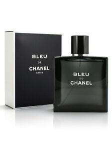 CHANEL Bleu De CHANEL Paris Eau De Toilette Pour Homme 100ml 3.4oz Men's  FRANCE