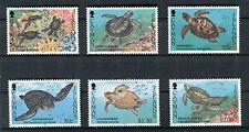 Cayman Island 1995 Tartarughe di mare see turtles MNH