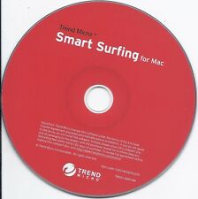 Trend Micro Smart Surfing for MAC with serial number